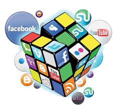 إدارة حسابات التواصل الإجتماعي